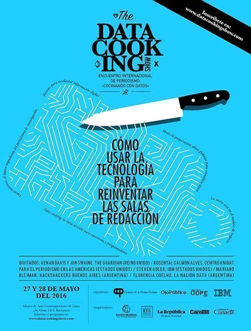 Cooking-Afiche